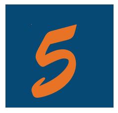 five-numberblock
