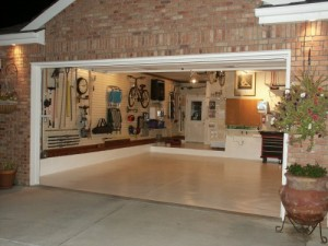 adding a garage investment property