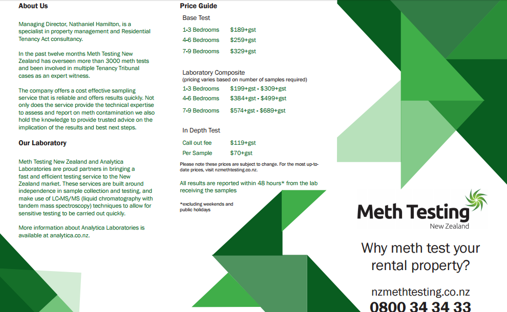 meth testing - english - part1