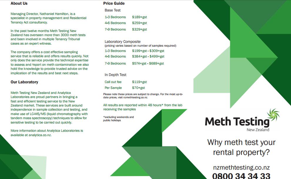 meth testing - english - part1