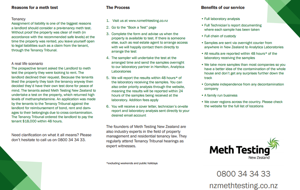 meth testing - english - part2