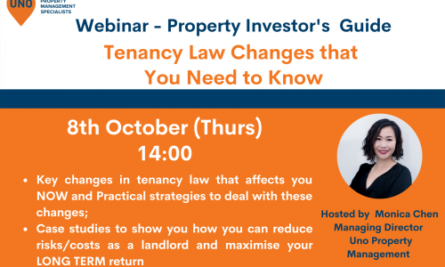 Tenancy Law Changes That You Need To Know