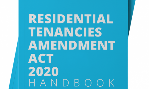Residential Tenancies Amendment Act 2020 Quick Guide